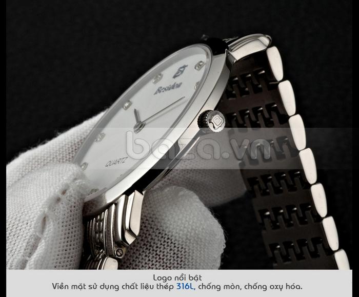 Đồng hồ nam Bestdon phong cách thanh lịch lạ