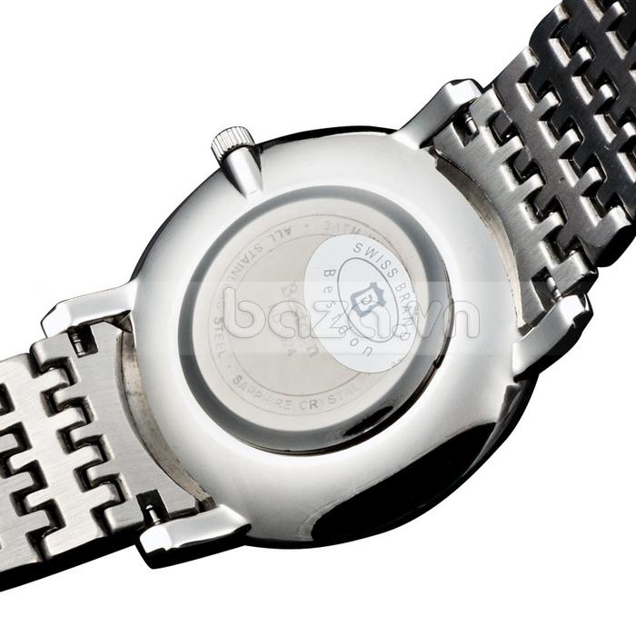 Baza.vn:  Đồng hồ nam Bestdon Siêu Mỏng BD9924G độc đáo