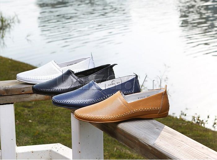 Giày nam Olunpo XCY1503 sang trọng