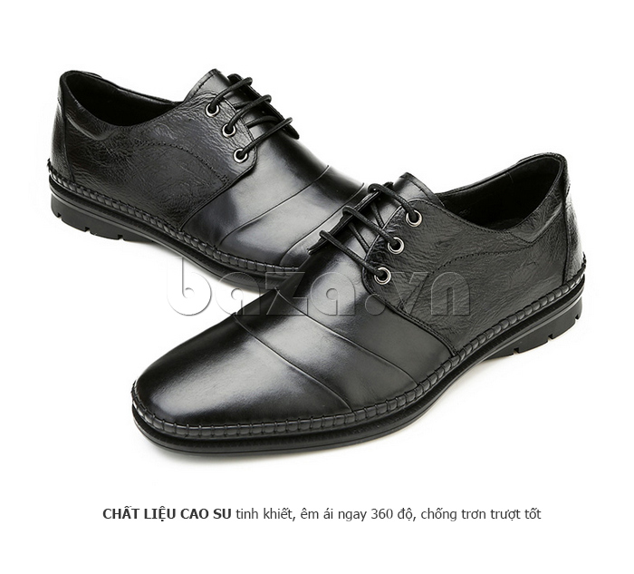 Giày da nam Olunpo QABA1410 dễ sử dụng