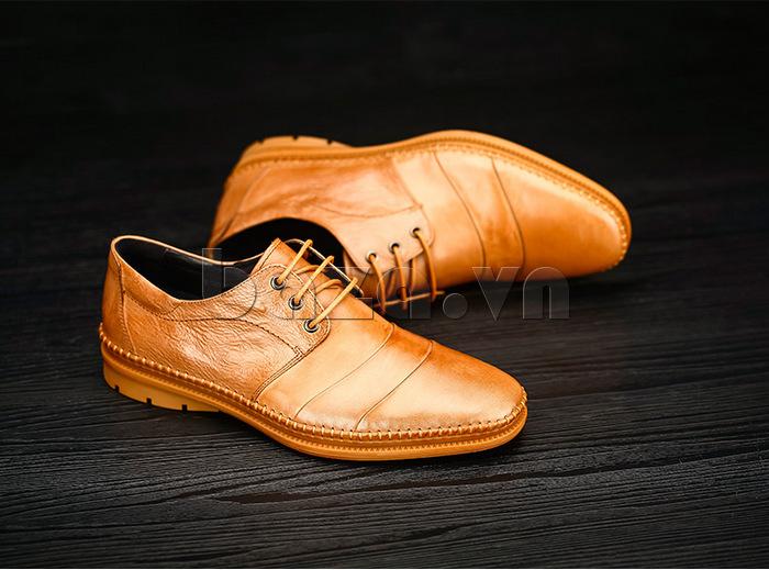 Giày da nam Olunpo QABA1410 màu sắc sang trọng