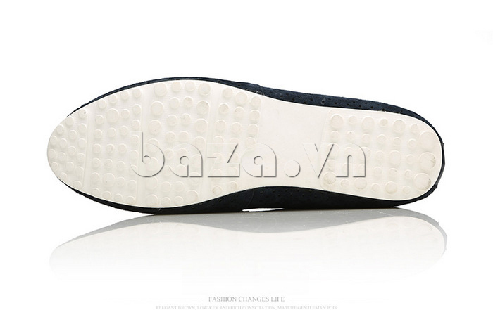 Giày nam Olunpo XMB1501 đế cao cấp