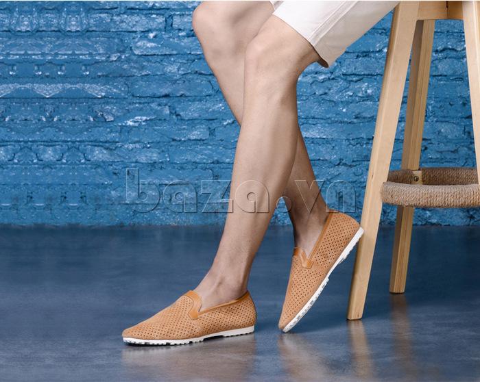 Giày nam Olunpo XMB1501 chât lượng
