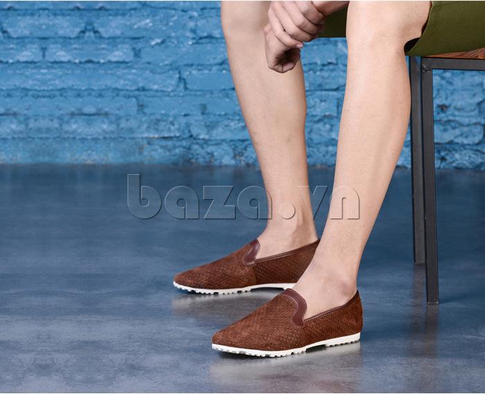 Giày nam Olunpo XMB1501 bền