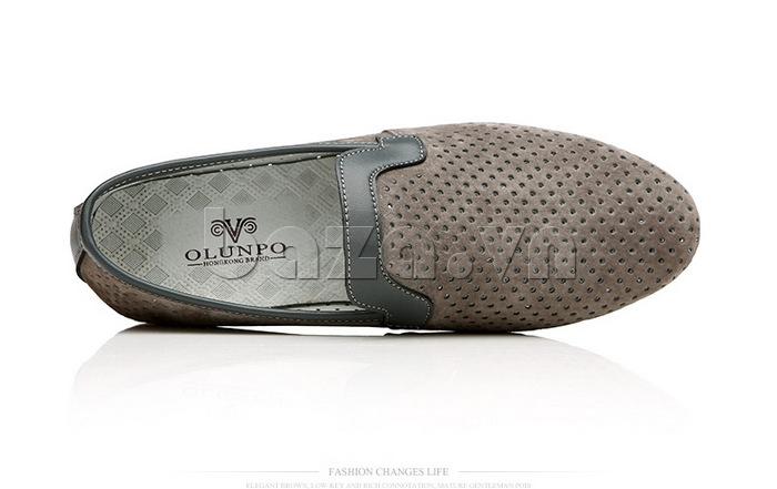 Giày nam Olunpo XMB1501 thiết kế đẹp