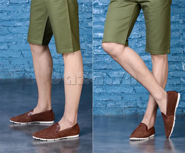Giày nam Olunpo XMB1501 bền đẹp