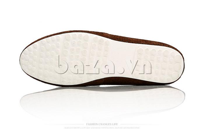 Giày nam Olunpo XMB1501 thiết kế thoáng mát và dễ chịu