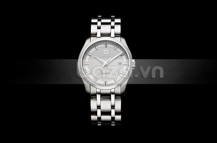 Baza.vn: Đồng hồ nam Bestdon BD9945G với mốc giờ dạng vạch kim
