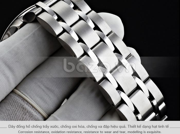 Dây đeo đồng hồ chống trầy xước, chống oxi hóa và chống va đập hiệu quả
