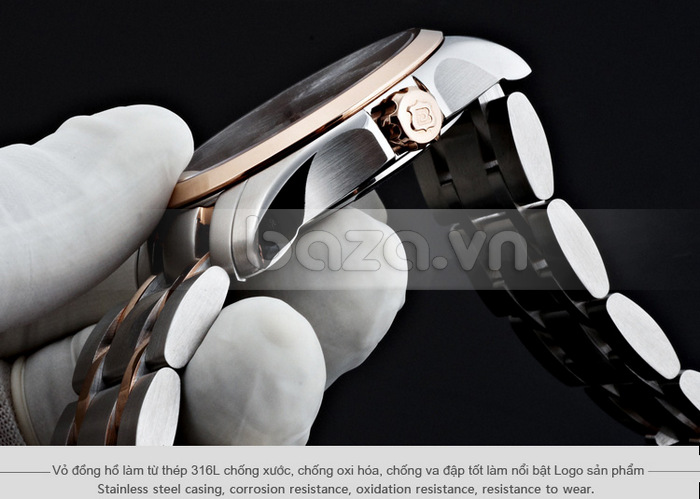 Mua Đồng hồ nam công sở Bestdon chính hãng tại Baza.vn