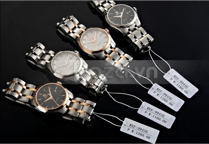 Đồng hồ nam công sở Bestdon các phiên bản dây đeo thời trang