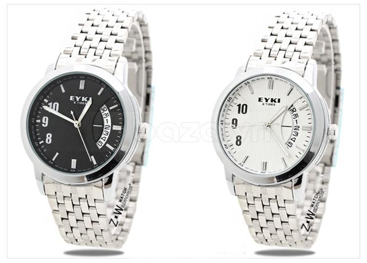 Baza.vn: Đồng hồ nam Phong Cách Cổ Điển