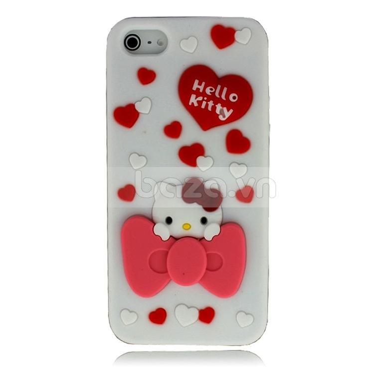 Baza.vn: Vỏ Iphone 5 Hello Kitty