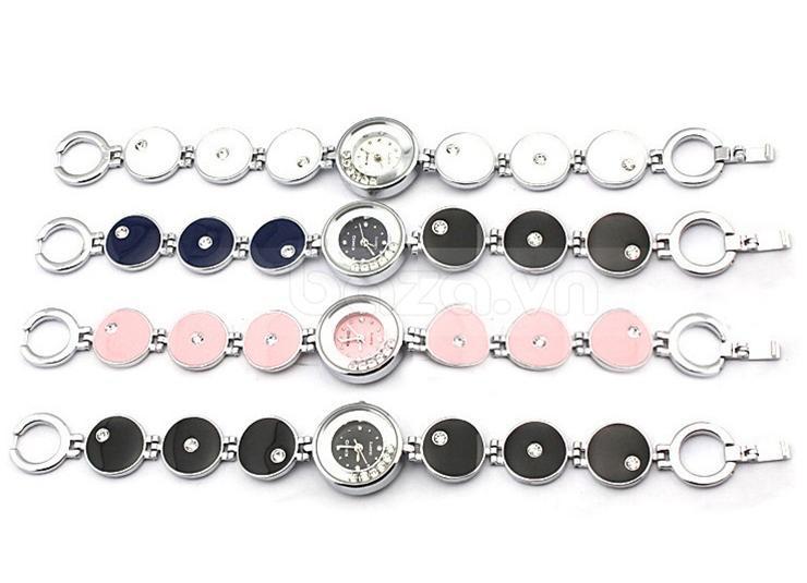 Baza.vn: Đồng hồ thời trang Hàn Quốc Happy Time
