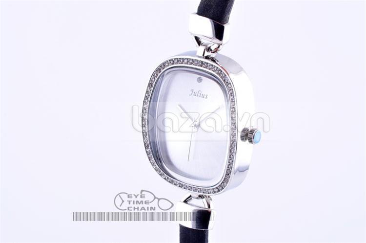Baza.vn: Đồng hồ nữ Phong Cách Vintage mặt kính trong suốt