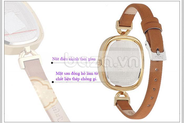 Đồng hồ nữ Julius JA-298 hoàn hảo từng chi tiết