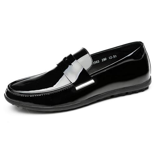 Giày lười da bóng cho nam Olunpo CJFD1503 chất lượng