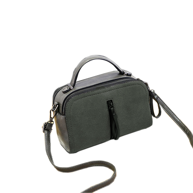 Túi Baguette dáng hộp khóa đôi Balana