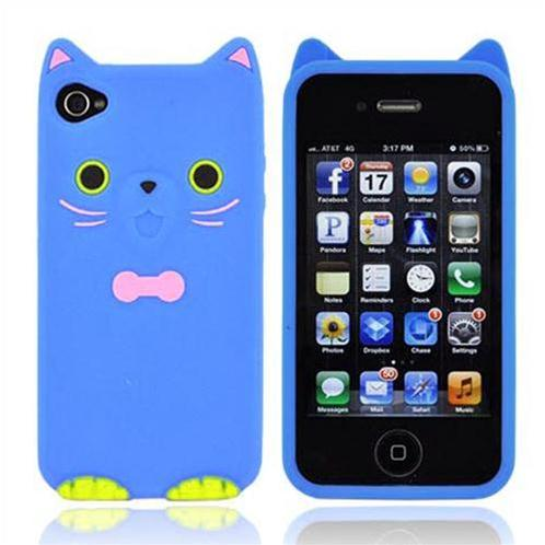 Vỏ Iphone 4/4s Mèo Como