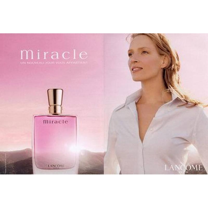 Nước hoa nữ Miracle for women 30ml Eau de parfum