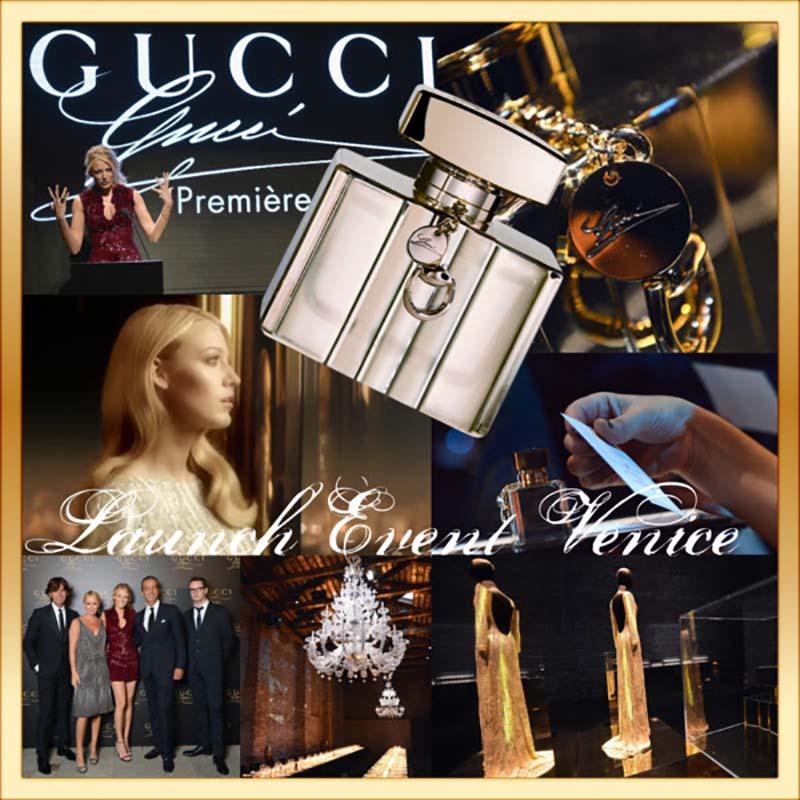 Nước hoa nữ Gucci Première