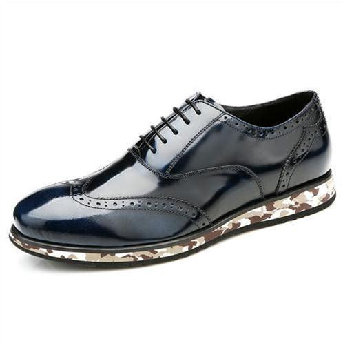Giày da nam Olunpo QHT1418