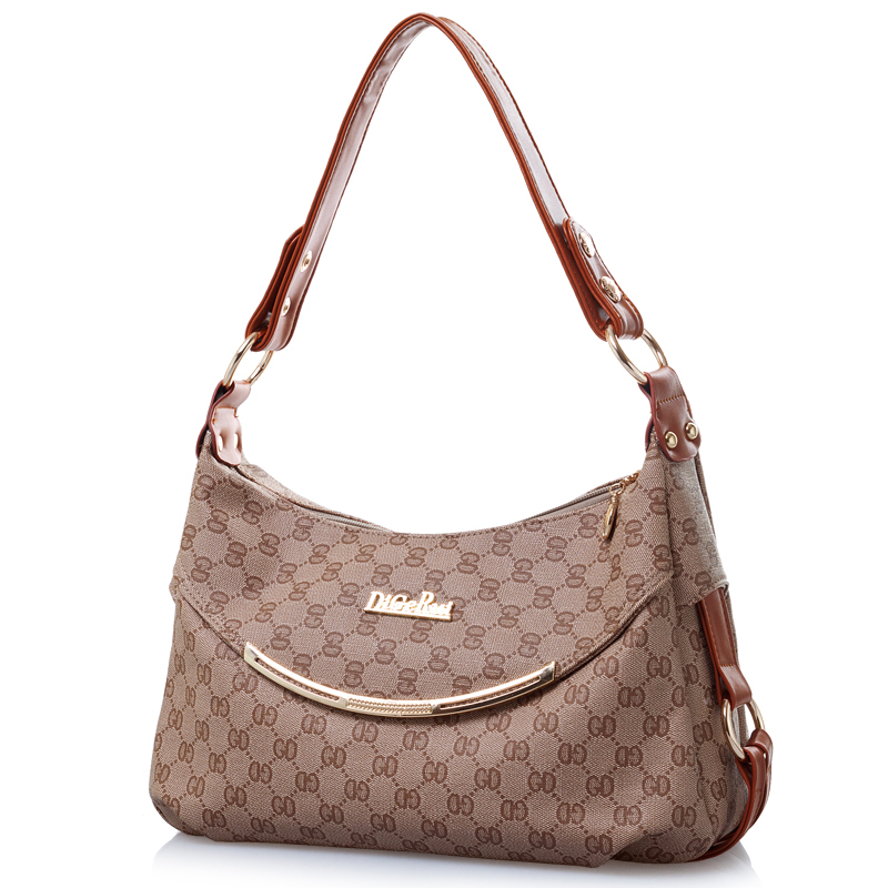 Túi đeo vai Shoulder bag in họa tiết AGR