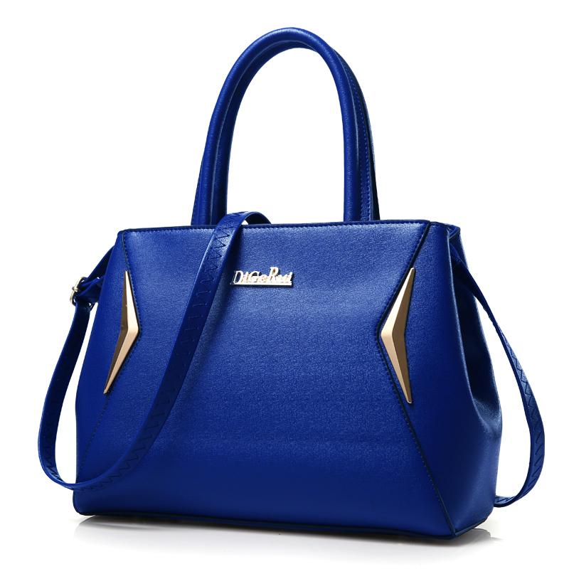 Túi xách nữ Top-Handle AGR dáng lập thể Style Âu Mỹ