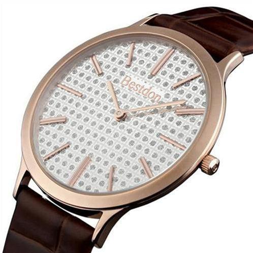 Đồng hồ nam Bestdon Slim Style Quý Ông