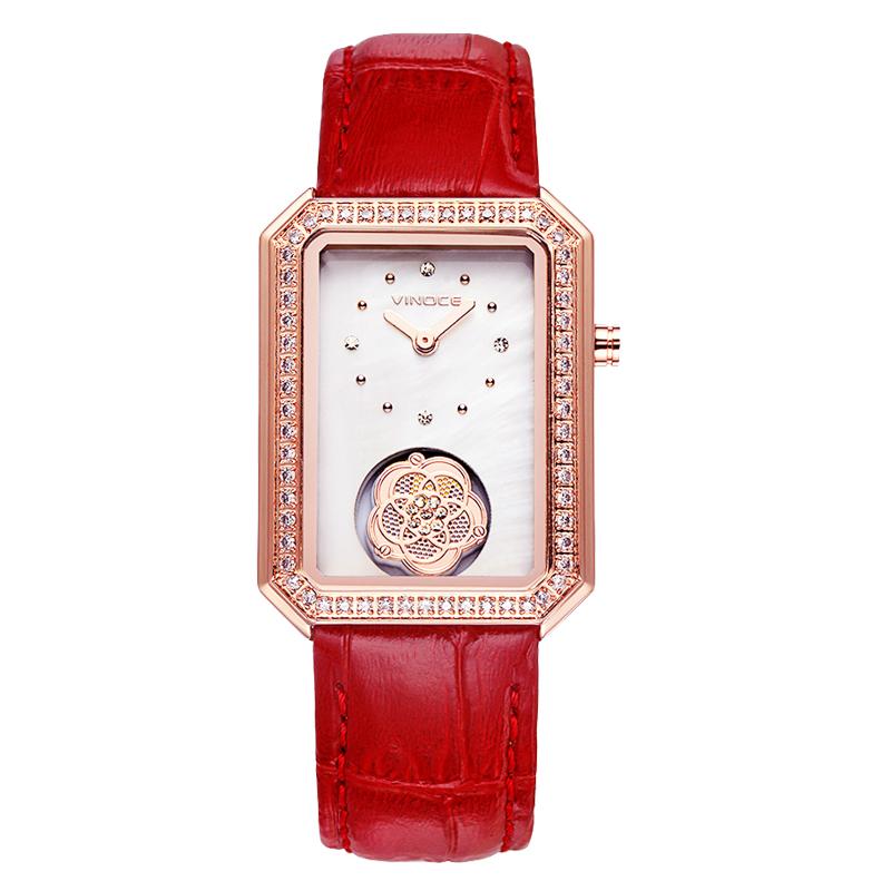 Đồng hồ trang sức mặt hoa Vinoce