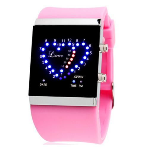 Đồng hồ Led thời trang Skmei 0984