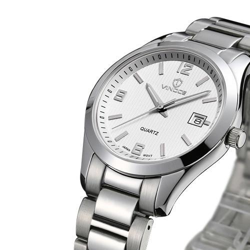 Đồng hồ nam máy Quartz Vinoce 8380 thiết kế tinh xảo