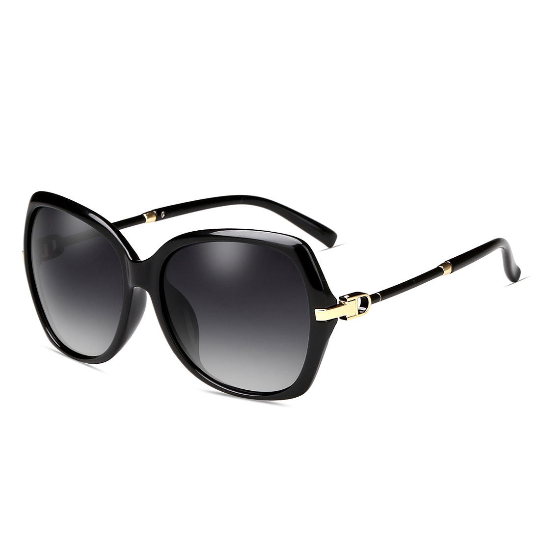 Kính nữ Square Classic Polarized Awesa