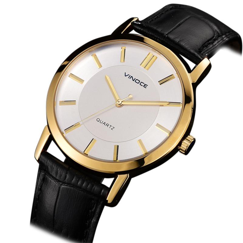 Đồng hồ nam Vinoce phong cách Châu Âu