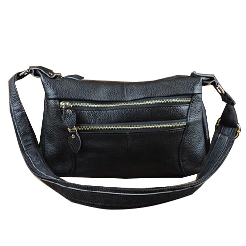 Túi Shoulder Bag khoá kéo hai tầng Heti