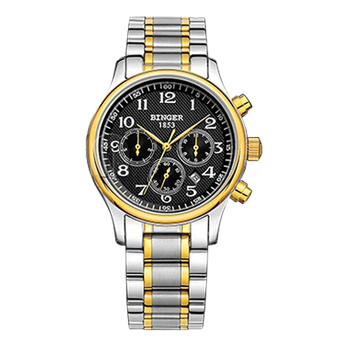 Đồng hồ nam automatic Binger PB6