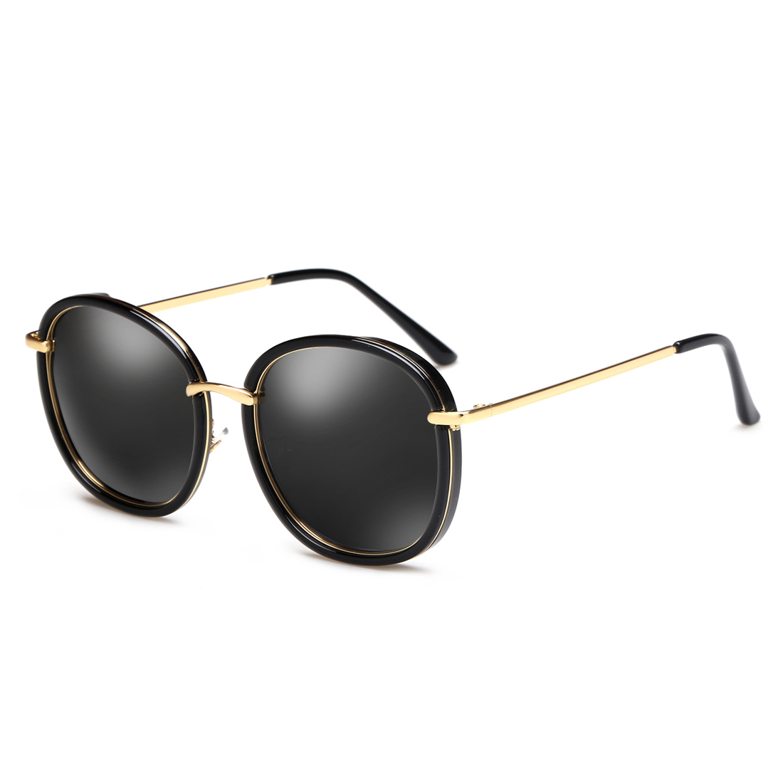 Kính nữ Oversize Sunglasses Mirrored Awesa