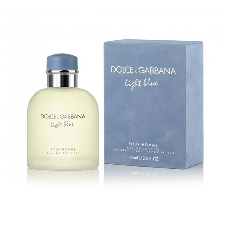 Dolce and Gabbana Light Blue Eau de Toilette for Men 40 ml