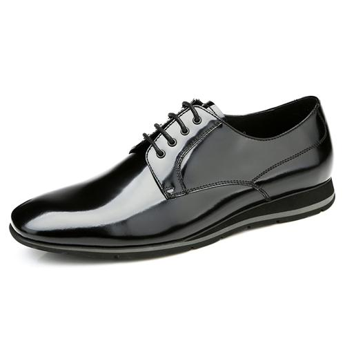 Giày nam da bóng Olunpo QHT1416