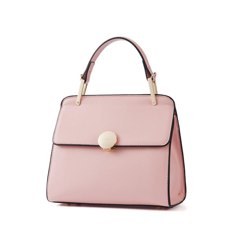 Túi Flap bag khóa tròn DooDoo