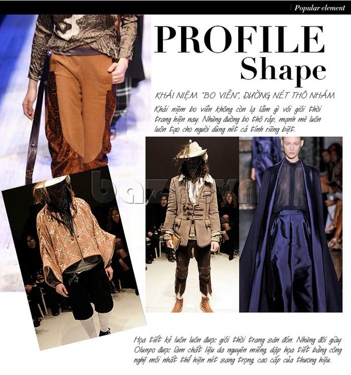 giày nam Olumpo QABA1214 thời trang với nhiều phong cách ấn tượng