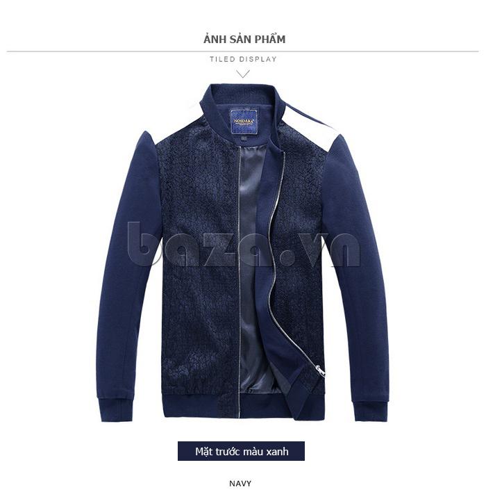 Áo jacket nam dáng ngắn No1Dara WT10032 hàng hiệu