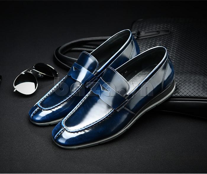 Giày da nam Olunpo QHT1431  khẳng định thương hiệu