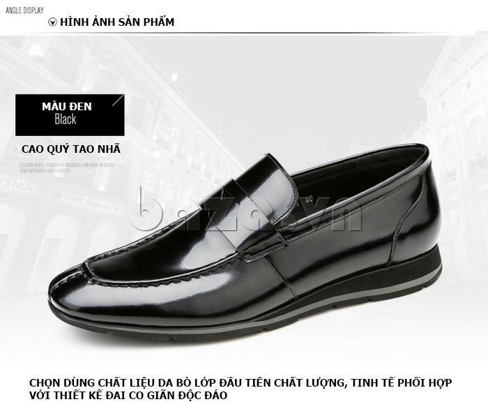 hình ảnh của Giày da nam Olunpo QHT1431