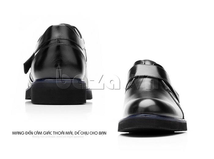 Mẫu giày da cho bạn cảm giác thoải mái, dễ chịu