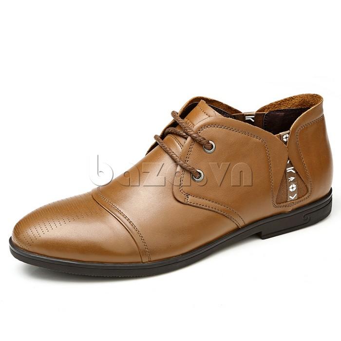 giày nam Olunpo QDT1303 giúp các quý ông tự tin ghi điểm trước mặt phái nữ