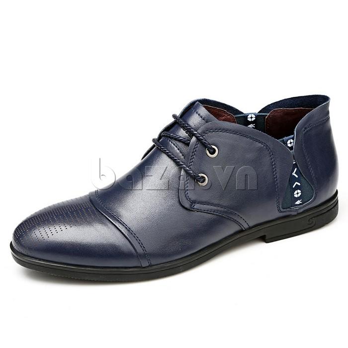 giày nam Olunpo QDT1303 khẳng định bản lĩnh của nam giới