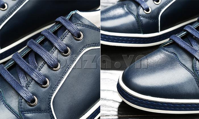 Giày nam Olunpo CZK1501 buộc dây