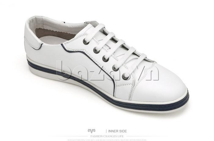 Giày nam Olunpo CZK1501 trắng
