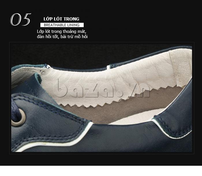 Giày nam Olunpo CZK1501 thời trang